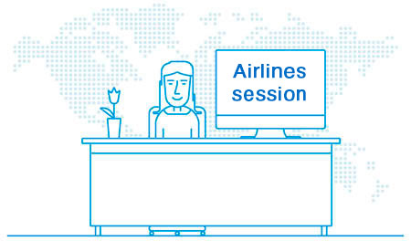Airlines session