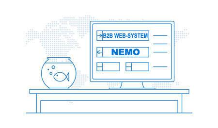 B2B Web-System NEMO