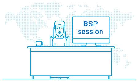 BSP session
