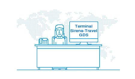 Terminal Sirena-Travel GDS